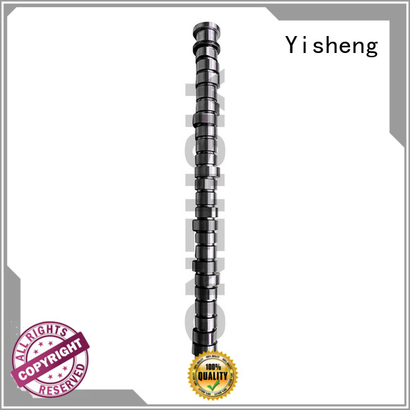 Yisheng quality volvo d13 camshaft replacement for wholesale for cat caterpillar