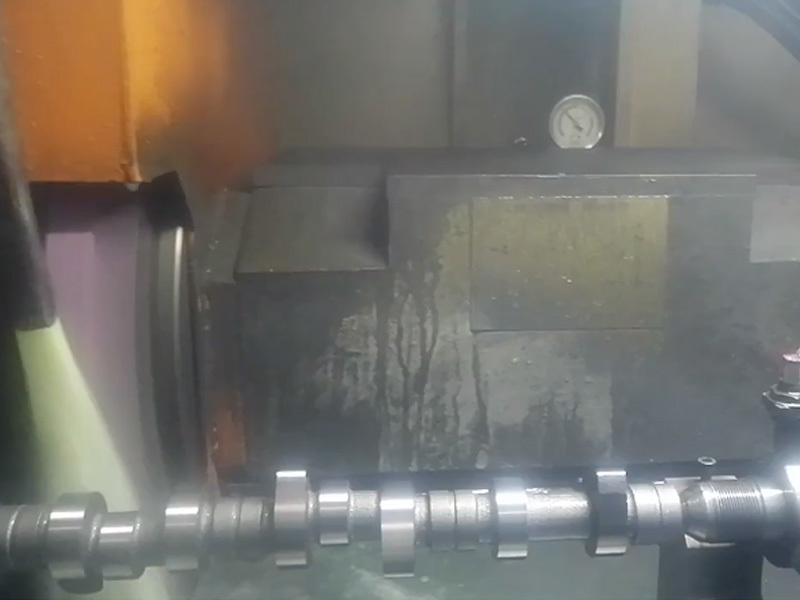 Outer edge grinding - 1