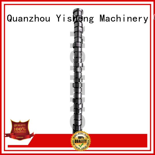 Yisheng high-quality volvo truck camshaft free design for mercedes benz