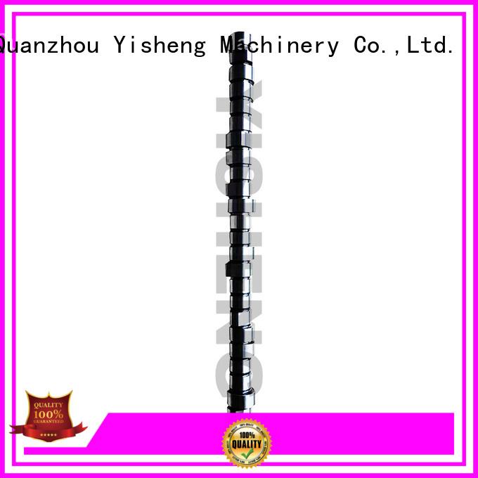 Yisheng volvo truck camshaft bulk production for mercedes benz
