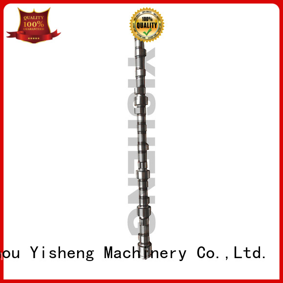 Yisheng gradely car engine camshaft order now for car