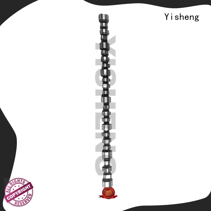 Yisheng cummins diesel camshaft with good price for mercedes benz