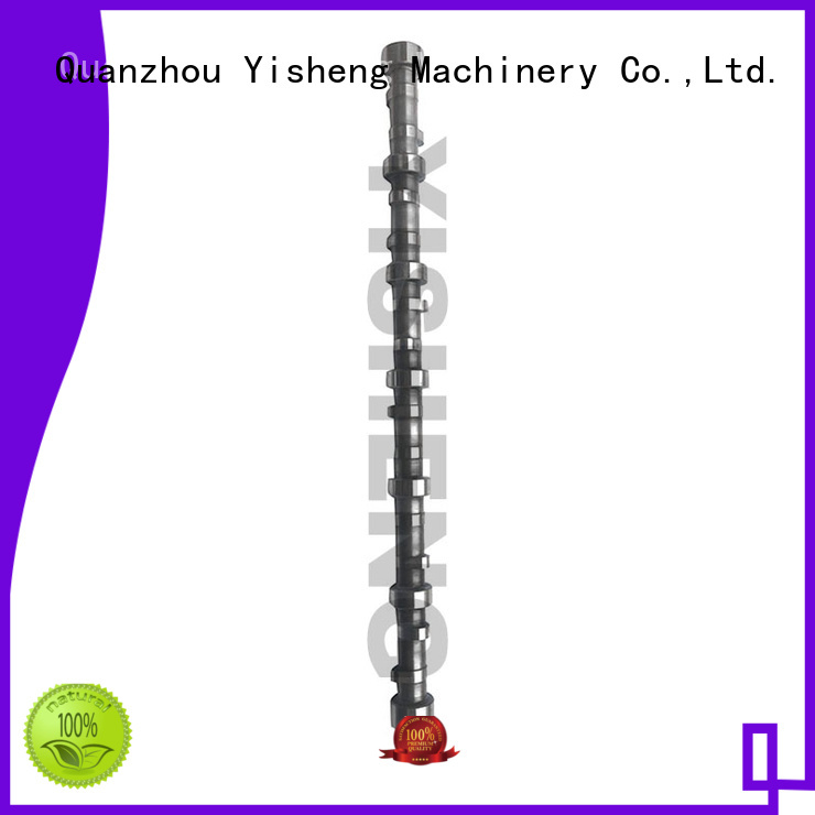 Yisheng custom camshaft company at discount for truck
