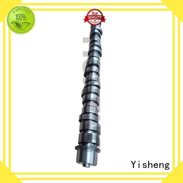 Yisheng solid camshaft order now for cat caterpillar