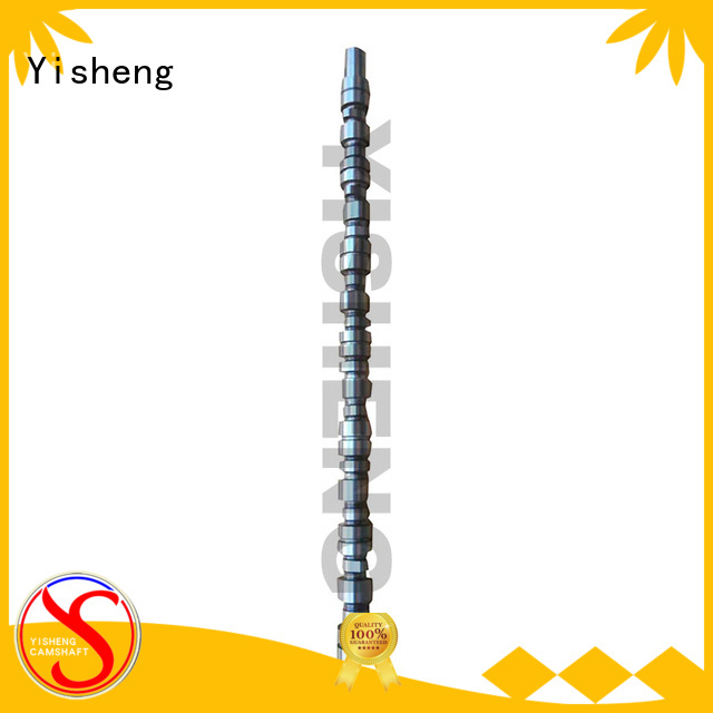 Yisheng cummins isx camshaft check now for car