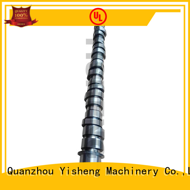 Yisheng forged camshaft at discount for car