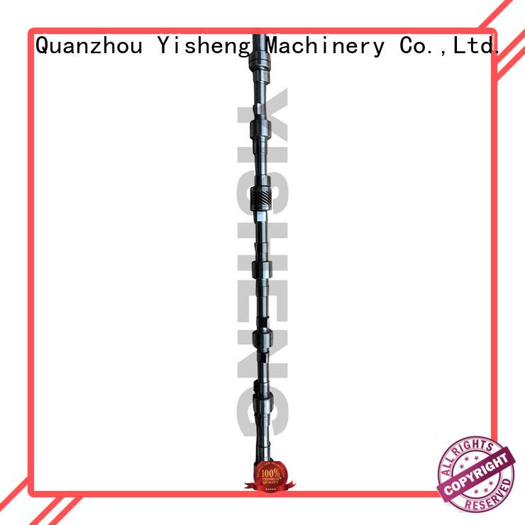 Yisheng gradely diesel engine camshaft factory price for cummins