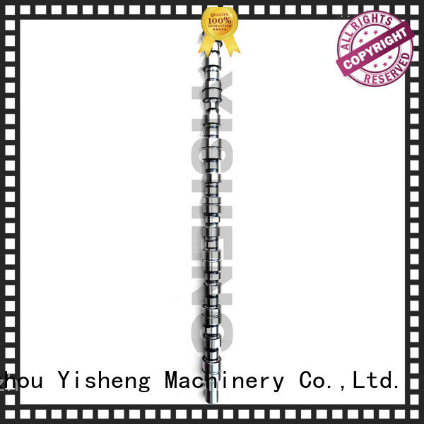 Yisheng newly cummins diesel camshaft inquire now for truck
