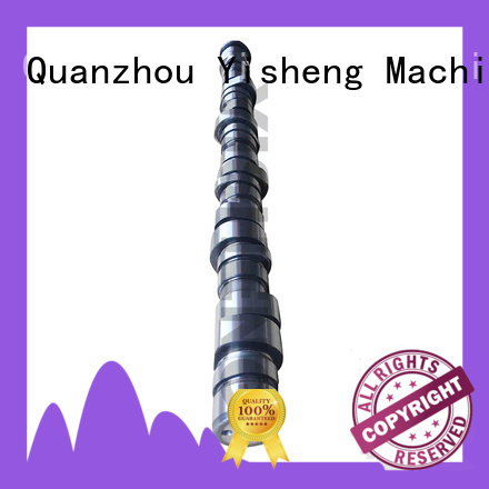 solid truck camshaft for wholesale for car
