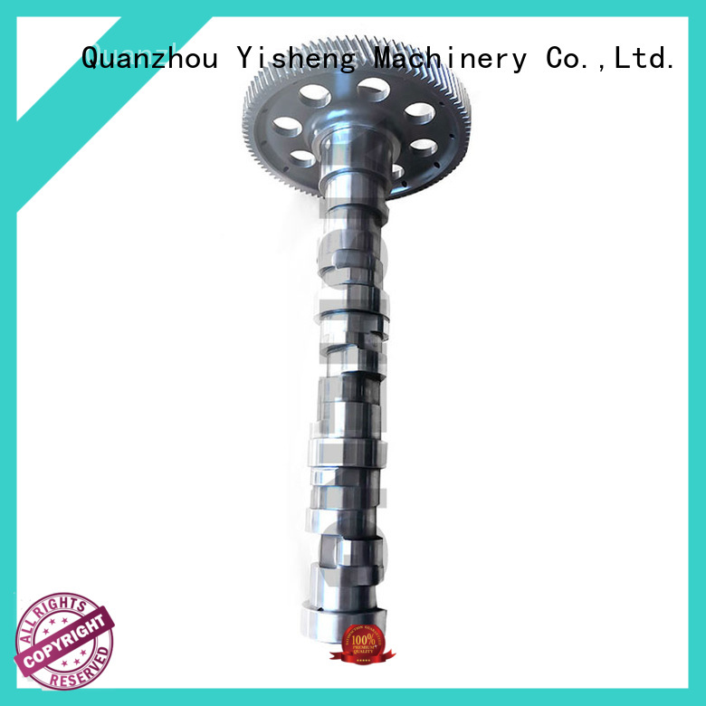 Yisheng diesel engine camshaft for wholesale for cat caterpillar