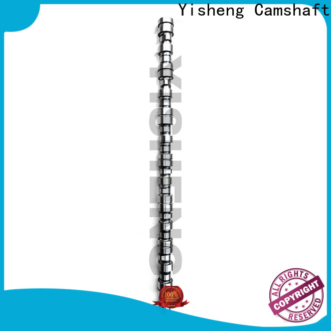 Yisheng cummins performance camshaft for wholesale for car