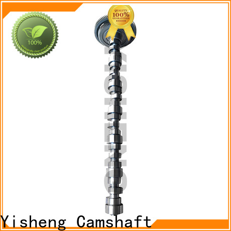 Yisheng low cost diesel engine camshaft owner for cat caterpillar