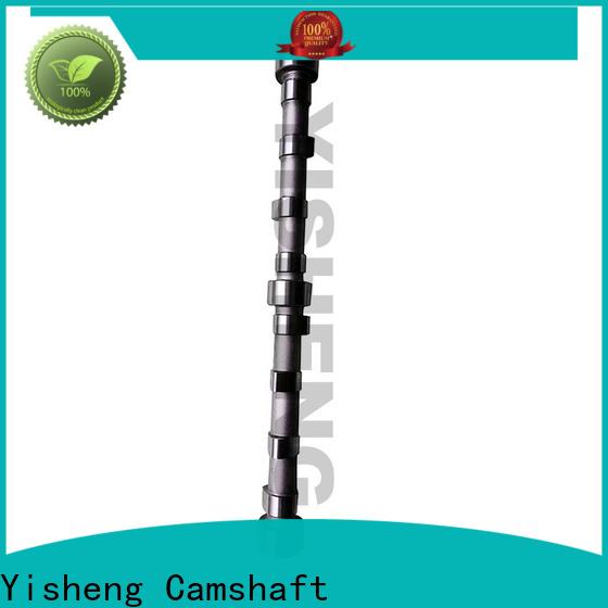 Yisheng custom camshaft company free design for car