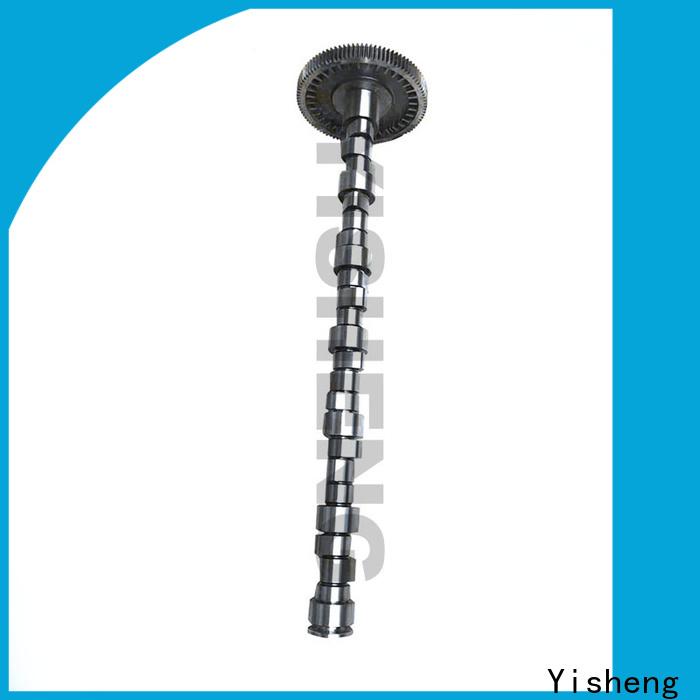 Yisheng first-rate cat c15 camshaft bulk production for cat caterpillar
