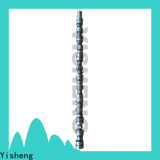 Yisheng cummins isx camshaft with good price for cat caterpillar