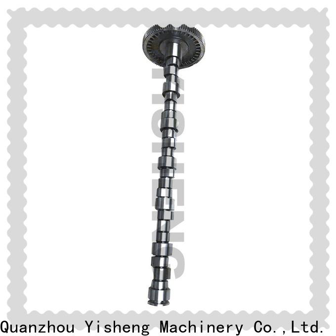 Yisheng racing camshaft bulk production for car