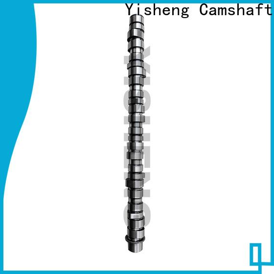 Yisheng quality volvo s40 camshaft free design for cat caterpillar