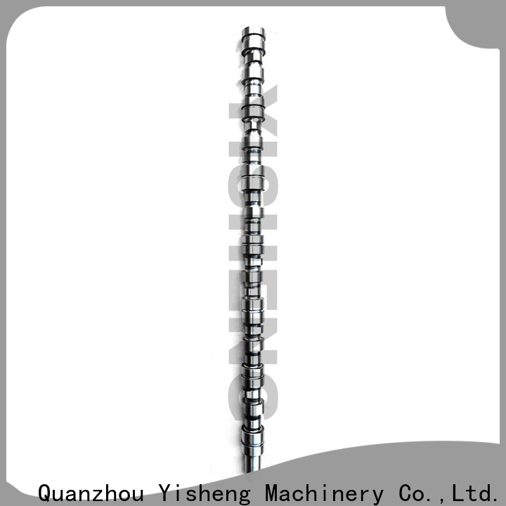 Yisheng newly cummins diesel camshaft customization for car