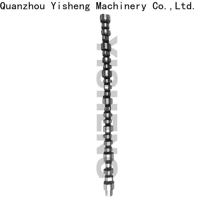 Yisheng newly cummins diesel camshaft buy now for truck