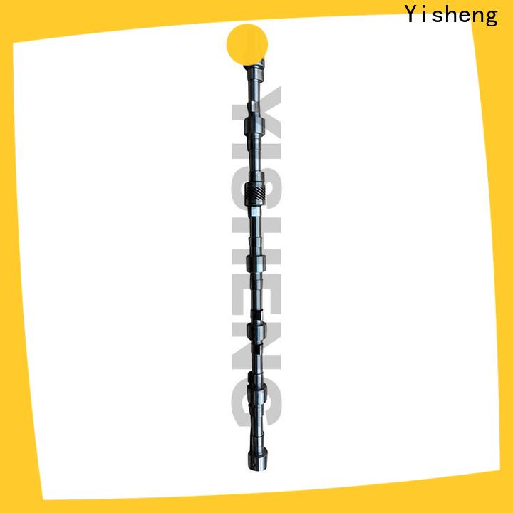 Yisheng racing camshaft manufacturers at discount for cat caterpillar