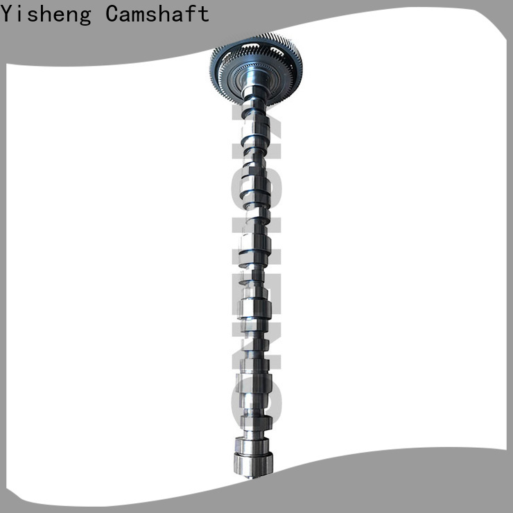 Yisheng good-package racing camshaft manufacturers for wholesale for truck