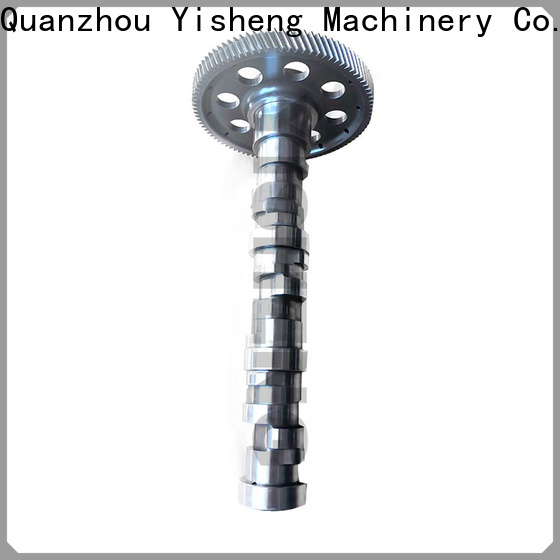 gradely high lift camshaft factory for truck