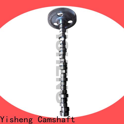 Yisheng high efficiency camshaft mercedes benz owner for car