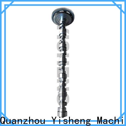 Yisheng mercedes c180 camshaft manufacturer for cat caterpillar